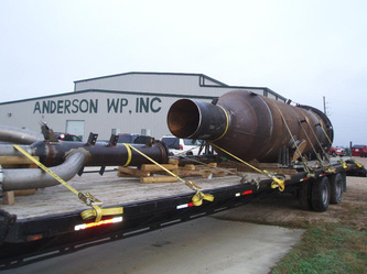 Anderson WP, INC Fabricators in USA