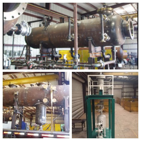 Anderson WP, INC Complete Skid Packages-COLLAGE
